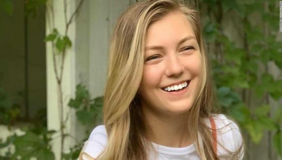 "Gabrielle ""Gabby"" Petito viajaba por Estados Unidos con su novio Brian Laundrie. (Gabrielle ""Gabby"" Petito)."