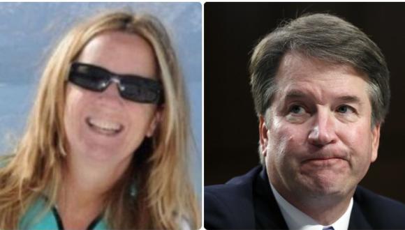 """""""Creí que iba a violarme"""": Acusadora de Brett Kavanaugh alista testimonio ante Senado de Estados Unidos (Foto: Difusión/AP)"""