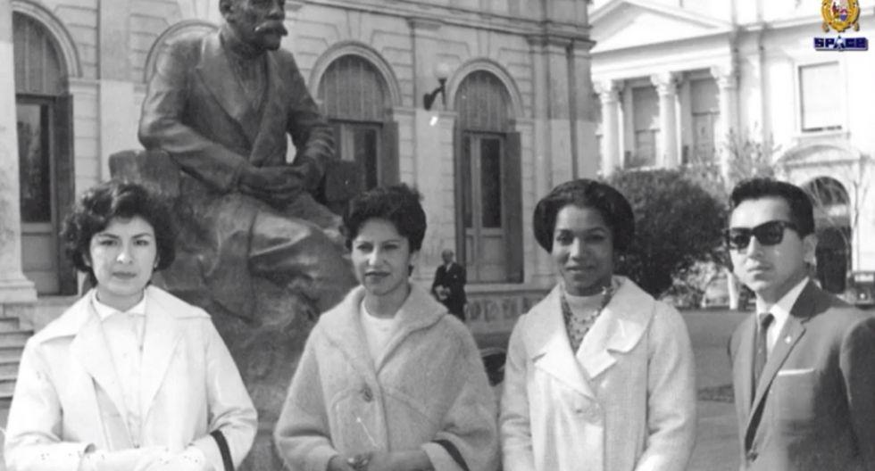 María Luisa Aguilar fue la fundadora del Seminario Permanente de Astronomía y Ciencias Espaciales - Space. (Foto: Archivo personal)