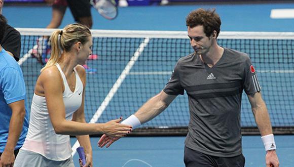 Andy Murray tuvo duras palabras por positivo de Maria Sharapova
