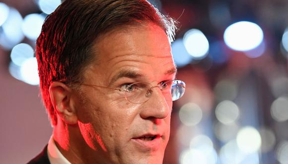 El primer ministro holandés, Mark Rutte, anunció el viernes que su gobierno dimitía ante un escándalo relacionado con ayudas sociales. (Foto de archivo: Reuters)