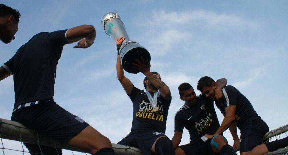 Alianza Lima venció a Comerciantes Unidos para consagrarse campeón en Matute   Foto: Archivo