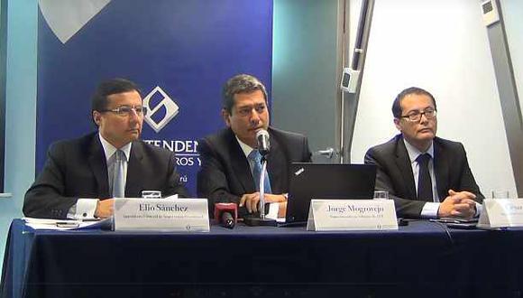 """SBS: """"Sí, las AFP están atrapadas en Graña y Montero"""""""