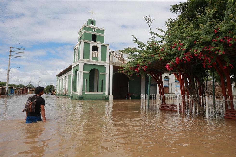 Los huaicos e inundaciones que trajo consigo El Niño costero no se repetirían en el norte del país con La Niña costera. (Foto: El Comercio/ archivo)