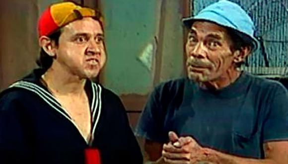 En la vida real, los actores que hacían de Quico y Don Ramón eran grandes amigos (Foto: El Chavo del 8 / Televisa)