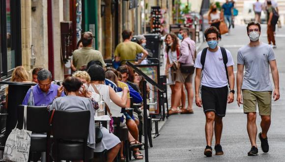 Coronavirus en Francia | Últimas noticias | Último minuto: reporte de infectados y muertos hoy, domingo 4 de octubre del 2020 | COVID-19 | (Foto: EFE / EPA / CAROLINE BLUMBERG).
