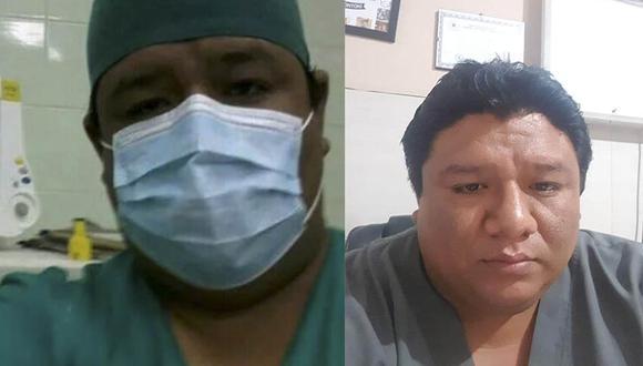 Machuca Burgos laboraba en el Hospital de Apoyo San Ignacio, en la ciudad de Casma, durante el estado de emergencia y contrajo el COVID-19 en cumplimiento de sus deberes (Foto: Facebook)