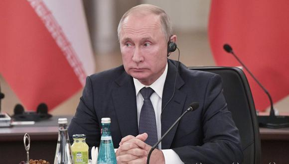 El Kremlin a su vez confirmó hoy los preparativos para una próxima visita de Maduro a la capital rusa. (Foto: EFE)