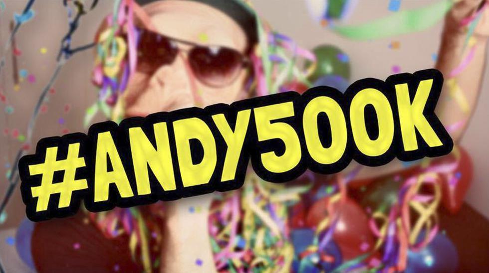 Andy Merino o más conocido como Andysane es el youtuber con más seguidores del Perú. (Foto: Archivo Personal)