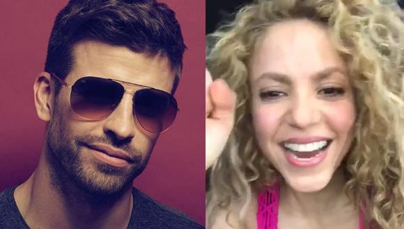 Shakira y Piqué se declaran su amor en Twitter