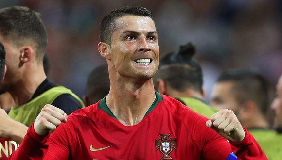 España se dejó empatar sobre el final frente a combativa selección de Portugal, liderada por un notable Cristiano Ronaldo por la primera fecha del Mundial Rusia 2018. (Foto: EFE)