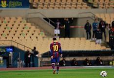 """""""No fue para roja"""": Lionel Messi es defendido por candidato a la presidencia del Barcelona"""