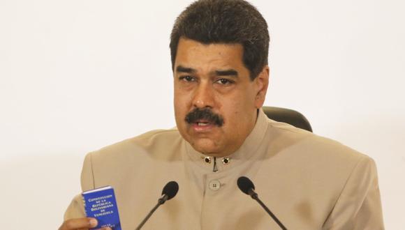 Maduro: ¿Sabían que la Constitución de Chile es la de Pinochet?