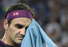 Roger Federer quedó fuera del Roland Garros 2020: se confirmó cuatro meses de baja tras operación a la rodilla