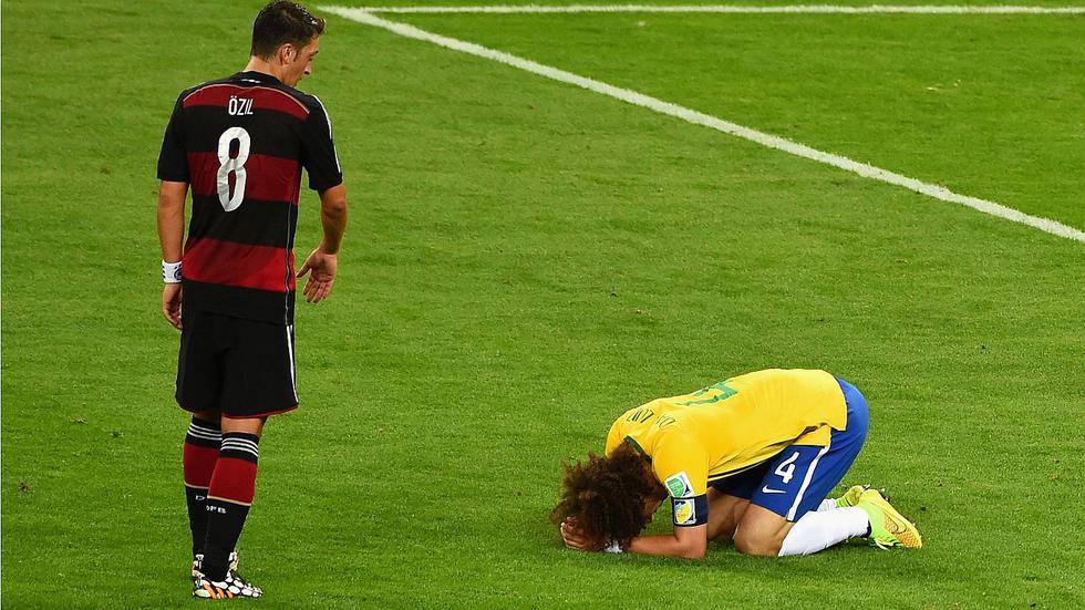 Efemérides: Alemania venció 7 a 1 a Brasil en una semifinal de fútbol