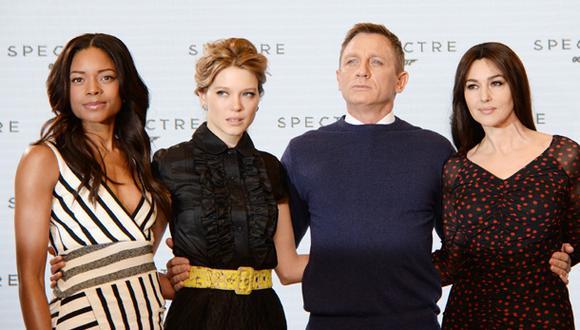 """James Bond: guion de """"Spectre"""" fue robado por hackers"""
