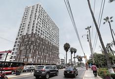 Crecimiento inmobiliario vertical de Lima muestra comportamientos diferenciados
