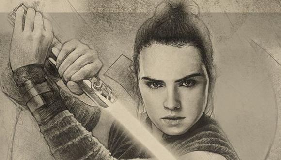 """The Last Jedi"" calienta motores en Star Wars Celebration"