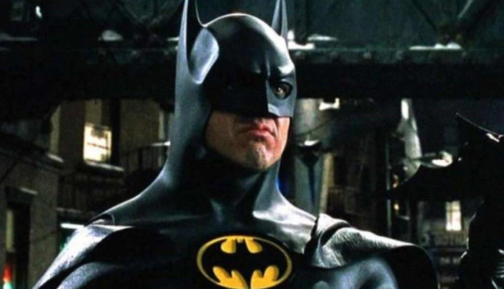 """El actor Michael Keaton interpretó al 'Caballero de la Noche' en la cinta """"Batman"""" (1989). (Foto: Warner Bros Pictures)"""