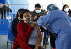 ¿Cuántas personas faltan por recibir la vacuna contra el COVID-19 en el país?