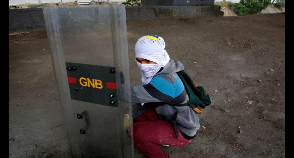 Venezuela: Las fotos más impactantes de la brutal represión - 27