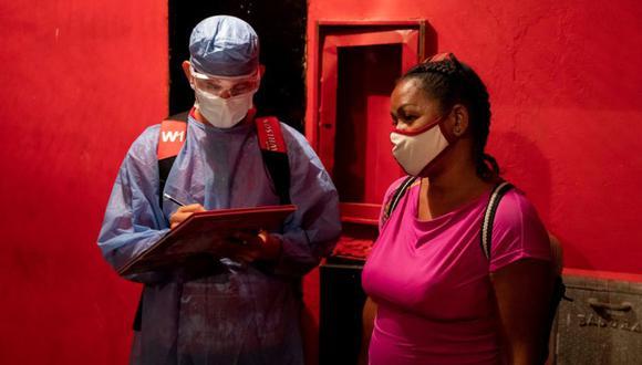 Coronavirus en Venezuela | Últimas noticias | Último minuto: reporte de infectados y muertos hoy, sábado 10 de octubre del 2020 |  (Foto: EFE/Rayner Peña R/Archivo).