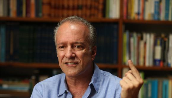 Nano Guerra García fue un duro crítico del fujimorismo en campañas anteriores (Foto: Luis Centurión / Grupo El Comercio)