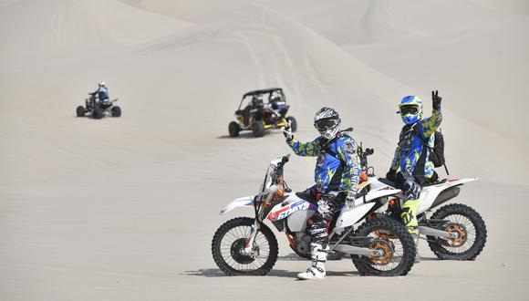 El desierto de California, en Ica, se convirtió en el punto de reunión de los amantes de los vehículos todoterreno. Del 15 al 17 de noviembre, más de 1.400 participantes dejaron todo en una de las mejores zonas de dunas del mundo. (Foto: Luis Miranda)