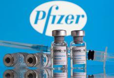 Coronavirus: Pfizer dice que vacunas compradas por EE.UU. para donar comenzarán a enviarse en agosto