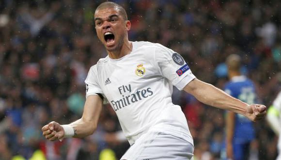 Pepe rompió su silencio y se refirió a situación en Real Madrid