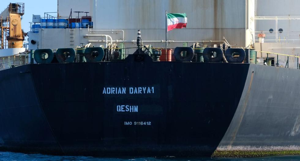 Todos los miembros de la tripulación están sanos y salvos, informó la National Iranian Tanker Company. Foto referencial. (Archivo / AFP)