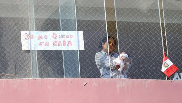 Van más de 50 mil recién nacidos durante la cuarentena. Todos deben contar con el CNV. (Foto: El Comercio/Fernando Sangama)