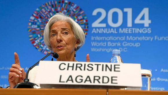 El FMI confía en que el Perú regresará al crecimiento de antes