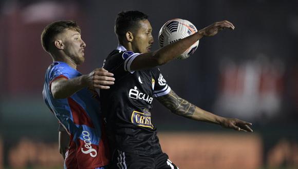 Sporting Cristal empató 1-1 con Arsenal de Sarandí por Copa Sudamericana. (Foto: AFP)