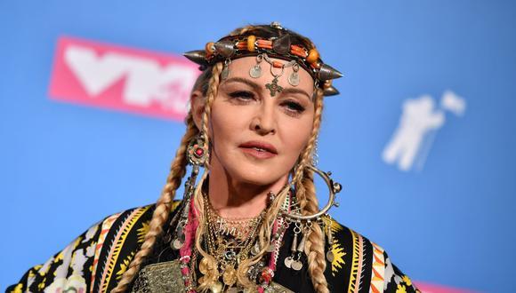 La cantante Madonna compartió un divertido video cocinando al lado de su familia y su novio durante la cuarentena. (AFP).