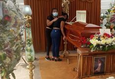 Lambayeque: los restos de la mujer que murió por la caída de una mampara en el Banco de la Nación ya se encuentran en su tierra natal