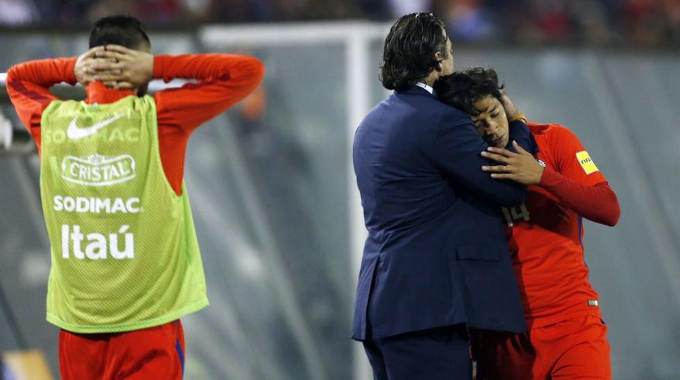 Chile: toda la frustración de la 'Roja' tras el 0-0 con Bolivia - 3