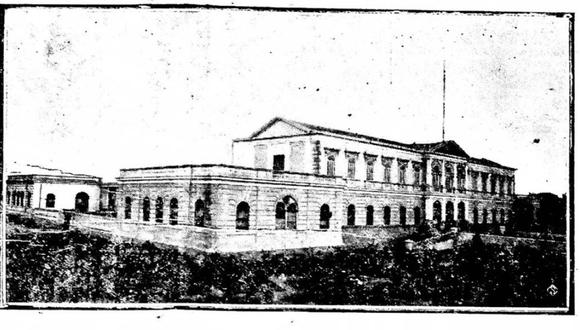 La sede inaugurada en 1905 fue construida para ser un hospital por iniciativa de Augusto Dreyfus, quien solamente pidió que llevara el nombre de su esposa Sofía. (Foto: GEC Archivo Histórico)
