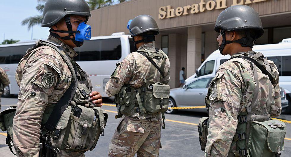 En el Perú hay tres personas fallecidas por coronavirus. El país está en su tercer día de toque de queda y el quinto en aislamiento social obligatorio.  (AFP)