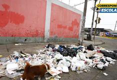 Salud pública en riesgo en el centro poblado trujillano Miramar