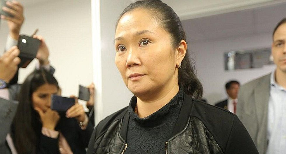 Keiko Fujimori abandonó el penal Anexo de Mujeres de Chorrillos el último viernes 29 de noviembre por la noche. (Foto: GEC)