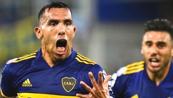Boca vs. Independiente: el récord que podría alcanzar Carlos Tevez de anotarle al 'Rojo'.