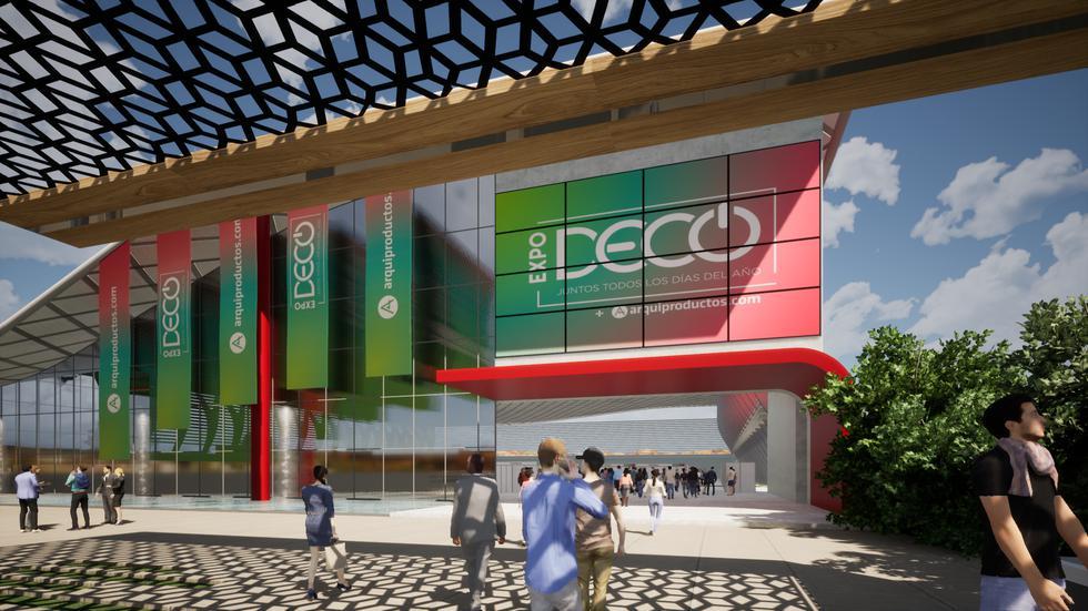 """El Salón Internacional del Diseño y Arquitectura """"Expodeco 2020"""" se alista para realizar su primera edición virtual."""