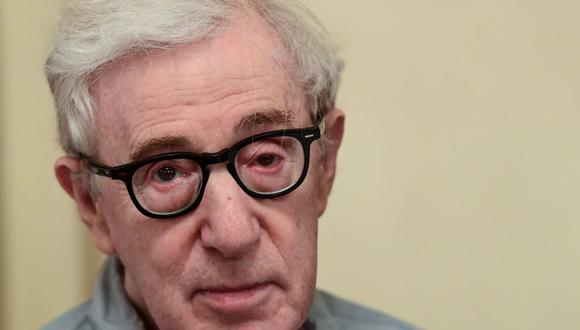 Woody Allen llegó a un acuerdo con Amazon luego de acusar la firma de incumplir un contrato entre ambos. (Foto: AFP)