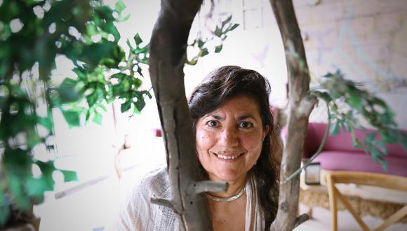 La escritora peruana radicada en Alemania entrega una novela notable por su complejidad en estructura y lenguaje. FOTO: ALESSANDRO CURRARINO/EL COMERCIO