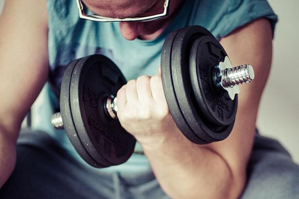 El hombre estaba haciendo ejercicio sin imaginar que arriesgaba su vida. (Pixabay)