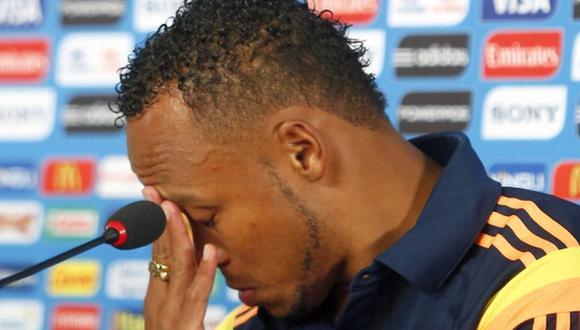 FIFA estudia sancionar a Camilo Zúñiga por rodillazo a Neymar