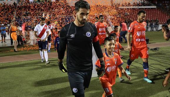 Diego Melián dio detalles sobre su renovación con Deportivo Municipal | Foto: Liga 1
