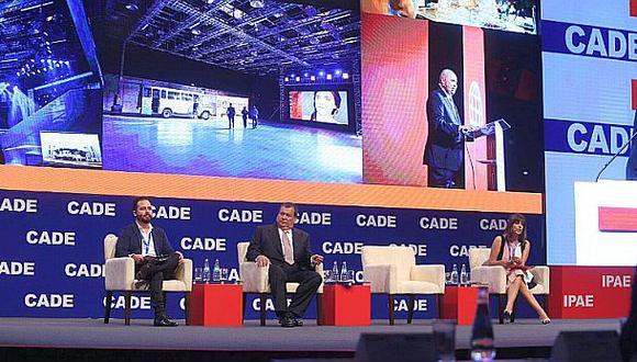 CADE: Se preparan leyes para que Perú sea hub de producciones