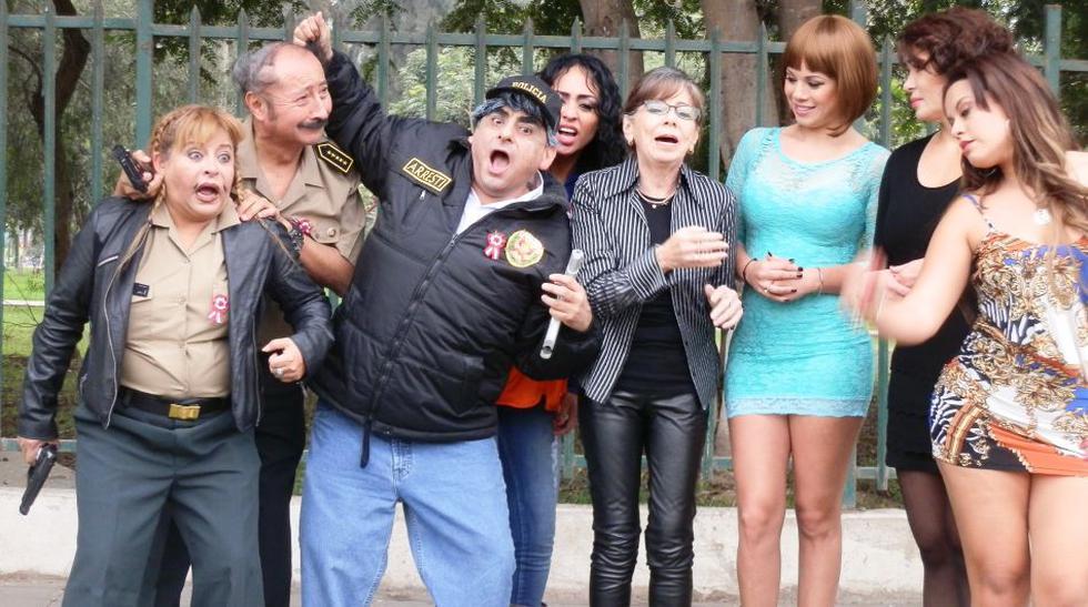 Carlos Álvarez y 'Arresti': imitación de Daniel Urresti - 1